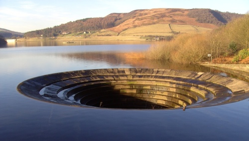 Ladybower Reservoir, Derbyshire, UK