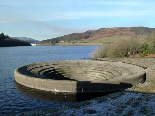 Ladybower Reservoir, Derbyshire, UK