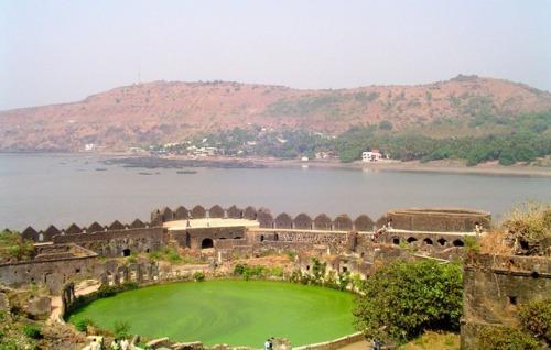 Janjira Fort Cistern, India