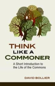 Cover Think like commoner