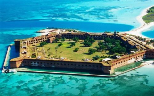 Fort Jefferson, Florida Keys