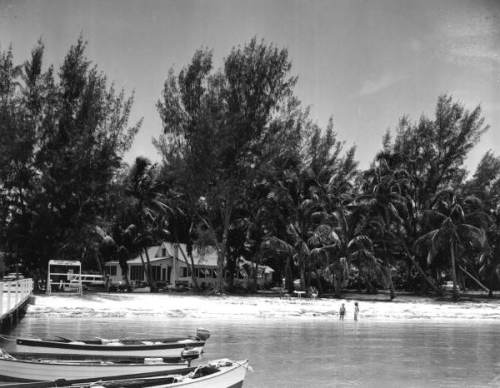 Captiva South Seas Resort 1955