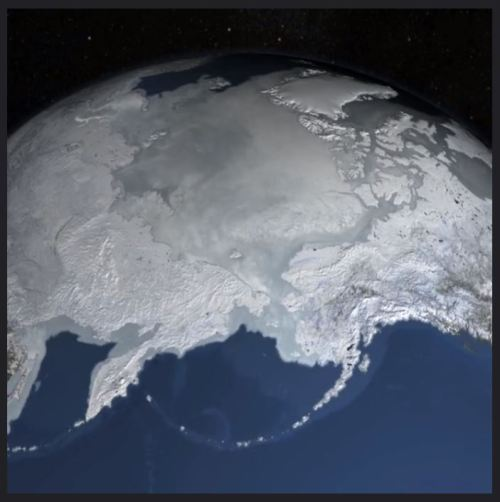 Arctic Sea Ice Video