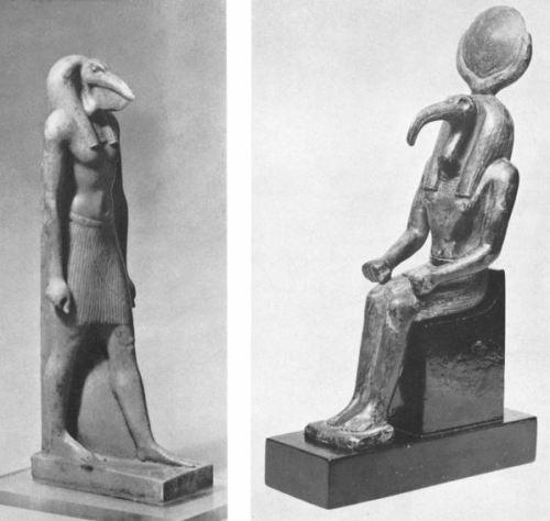 Thot statue