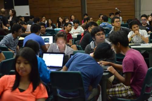 Hack the Climate: Manila 2014