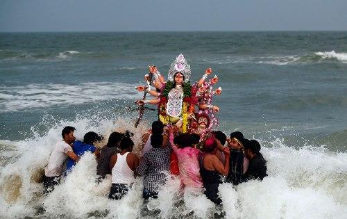 Durga Festival India